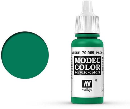 073. Vallejo Model Color: Park Green Flat (70.969)