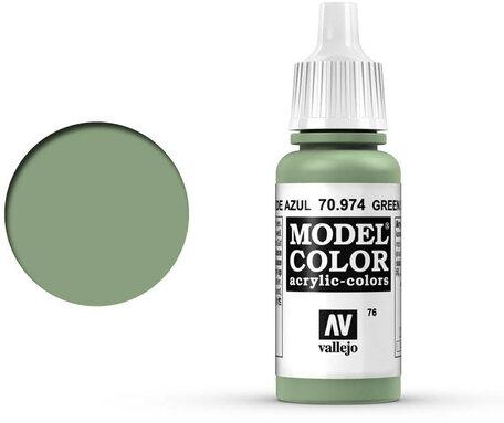 076. Vallejo Model Color: Green Sky (70.974)