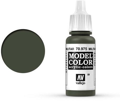 089. Vallejo Model Color: Military Green (70.975)