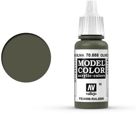 092. Vallejo Model Color: Olive Grey (70.888)