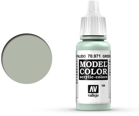 106. Vallejo Model Color: Green Grey (70.971)
