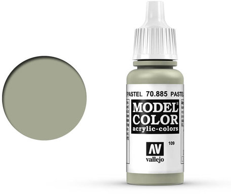 109. Vallejo Model Color: Pastel Green (70.885)