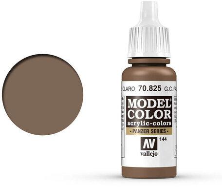 144. Vallejo Model Color: German Camo Pale Brown (70.825)
