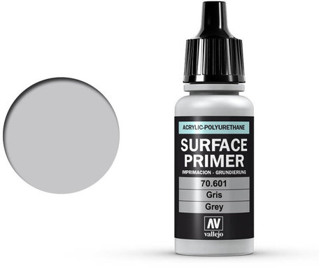 Vallejo Surface Primer: Grey (70.601)