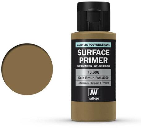 Vallejo Surface Primer: German Green Brown (73.606)