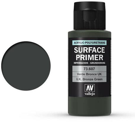 Vallejo Surface Primer: U.K. Bronze Green (73.607)