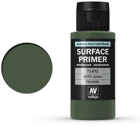 Vallejo Surface Primer: NATO Green (73.612)
