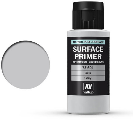 Vallejo Surface Primer: Grey (73.601)