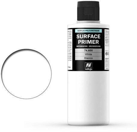 Vallejo Surface Primer: White (74.600)