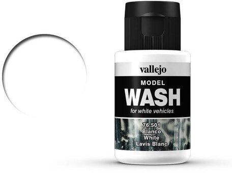 Vallejo Model Wash: White (76.501)