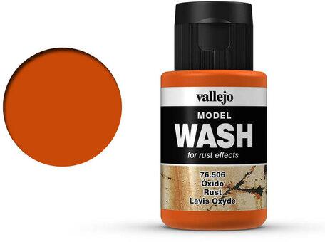 Vallejo Model Wash: Rust (76.506)