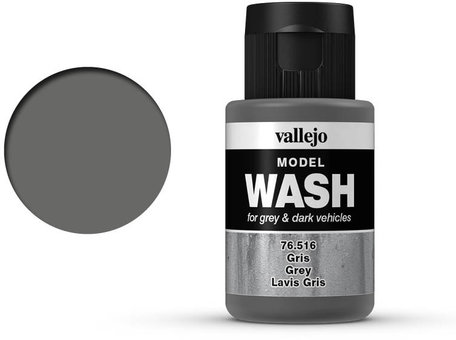 Vallejo Model Wash: Grey (76.516)