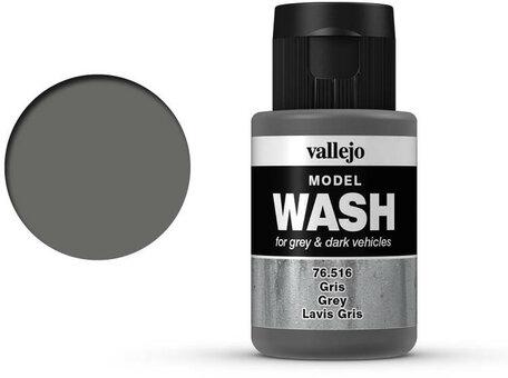 Vallejo Model Wash: Grey (76.516)