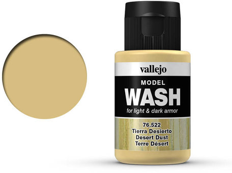 Vallejo Model Wash: Desert Dust (76.522)
