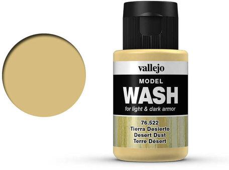 Vallejo Model Wash: Desert Dust (76.522)