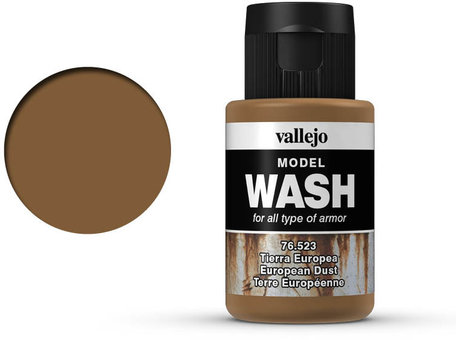 Vallejo Model Wash: European Dust (76.523)