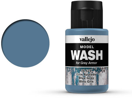 Vallejo Model Wash: Blue Grey (76.524)