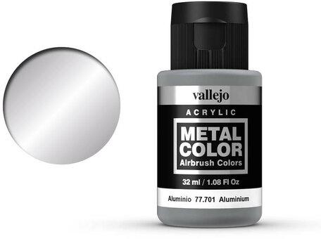 Vallejo Metal Color: Aluminium (77.701)
