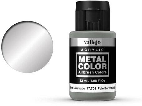 Vallejo Metal Color: Pale Burnt Metal (77.704)