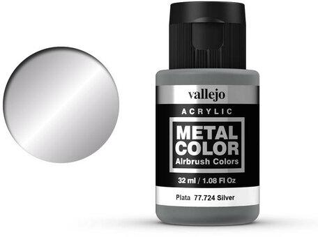 Vallejo Metal Color: Silver (77.724)
