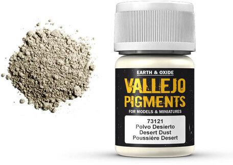 Vallejo Pigment: Desert Dust (73.121)