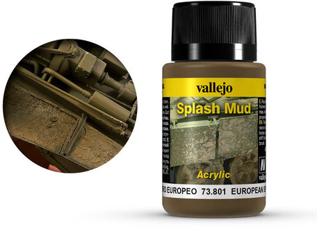 Vallejo European Splash Mud (73.801)