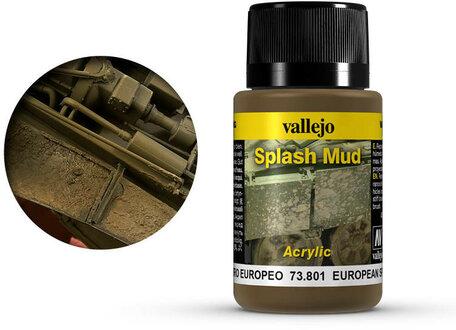 Vallejo European Splash Mud (73.801)