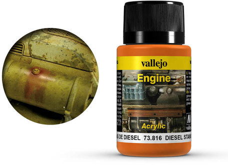 Vallejo Diesel Stains (73.816)