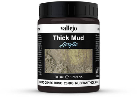 Vallejo Diorama: Russian Thick Mud (26.808)