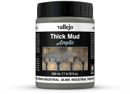 Vallejo Diorama: Industrial Thick Mud (26.809)