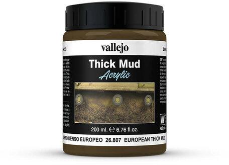 Vallejo Diorama: European Thick Mud (26.807)