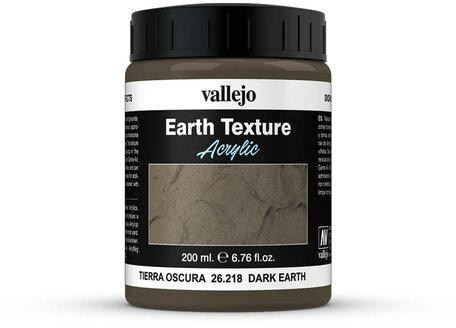 Vallejo Diorama: Dark Earth Texture (26.218)