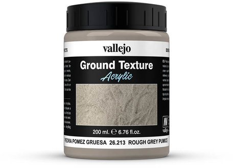 Vallejo Diorama: Rough Grey Pumice (26.213)