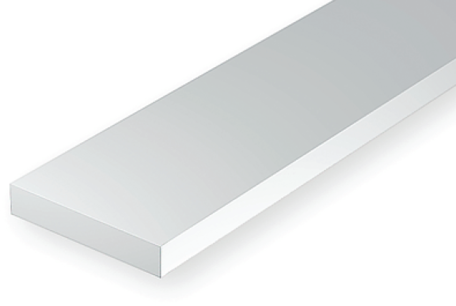 Evergreen 101: Kunststof Strip 0.25mm x 0.75mm