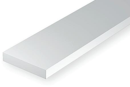 Evergreen 169: Kunststof Strip 2.0mm x 6.3mm