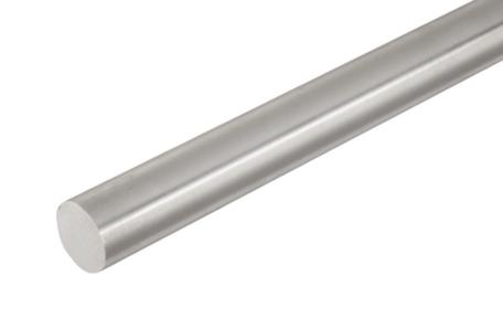 Albion Alloys Nikkel Zilver Rond Massief 0.6 mm