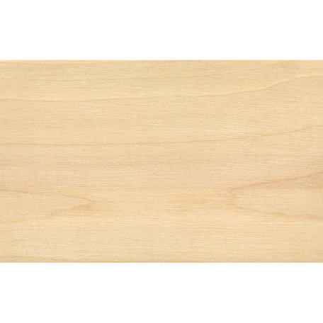 Berkenhouten Plaat: 250 x 500 x 5.0 mm