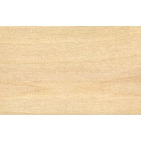 Berkenhouten Plaat: 250 x 500 x 0.6 mm