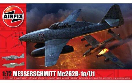 Airfix Messerschmitt Me 262B-1a/U1 1:72