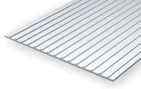 Evergreen 4523: Standing Seam Roof 9.5 mm