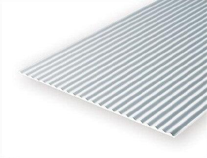 Evergreen 4529: Metal Siding 2.5 mm