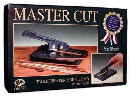 Houtsnijder - Master Cut (Amati)
