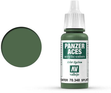 348. Vallejo Panzer Aces: Splinter Strips (70.348)