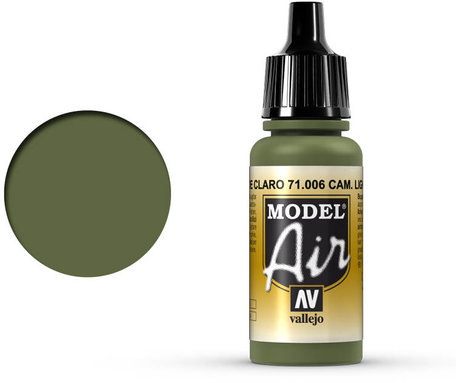 006. Vallejo Model Air: Light Green Chromate (71.006)