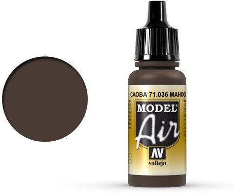 036. Vallejo Model Air: Mahogany (71.036)