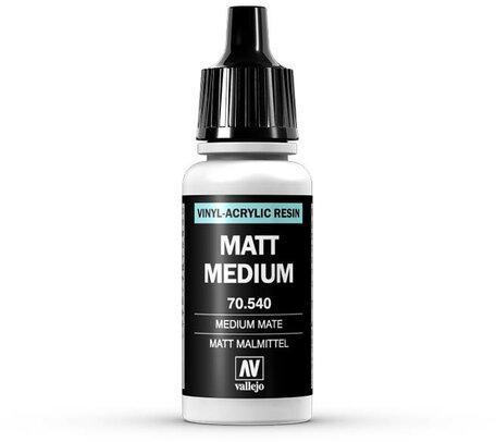Vallejo Matt Medium (70.540)