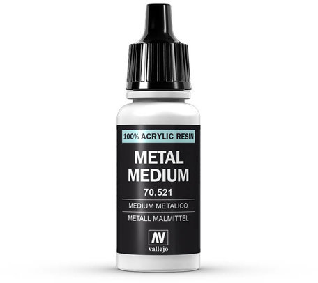 Vallejo Metal Medium (70.521)