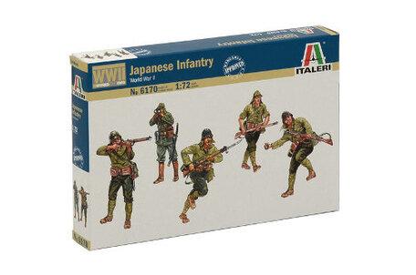 Italeri Japanese Infantry 1:72