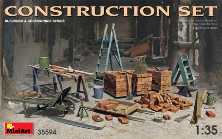 MiniArt Construction Set 1:35