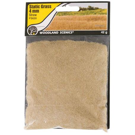 Woodland Static Grass: Straw 4 mm